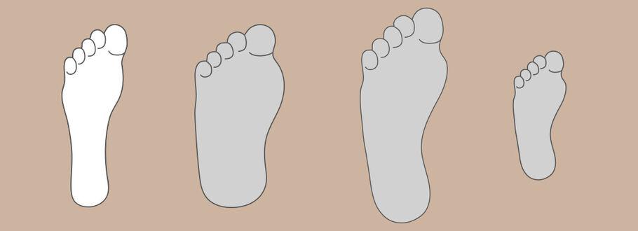 Schmale Füsse? Hier findest du alle Schuh-Tipps und tollen Fakten