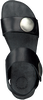 Schwarze CA'SHOTT Sandalen 10152 - small