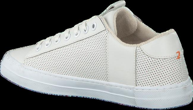 Weiße HUB Sneaker HOOK-W  - large
