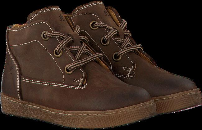 Braune JOCHIE & FREAKS Sneaker 17090 - large