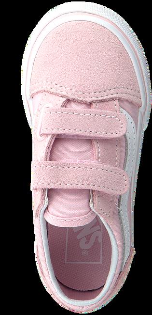 Rosane VANS Sneaker TD OLD SKOOL CHALK PINK  - large