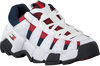 Weiße TOMMY HILFIGER Sneaker low CHUNKY HERITAGE WMNS  - small