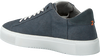 Blaue HUB Sneaker low HOOK-M CS  - small