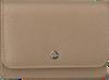 Beige LOULOU ESSENTIELS Portemonnaie SLB7XS  - small