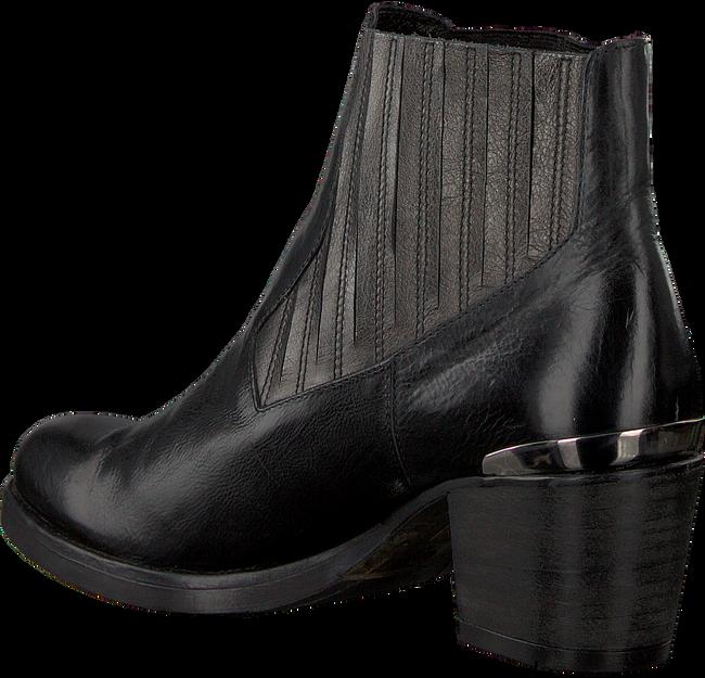 Schwarze VIA VAI Stiefeletten 5105025 - large