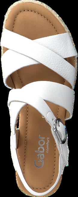 Weiße GABOR Sandalen 832 - large