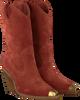 Braune BRONX Stiefeletten NEW-KOLE 34139  - small