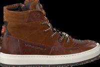 Cognacfarbene VINGINO Sneaker high SIL MID  - medium