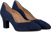 Blaue UNISA Pumps MORAN  - small