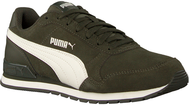 Grüne PUMA Sneaker ST RUNNER V2 SD JR - large