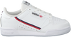 Weiße ADIDAS Sneaker CONTINENTAL 80 C  - small