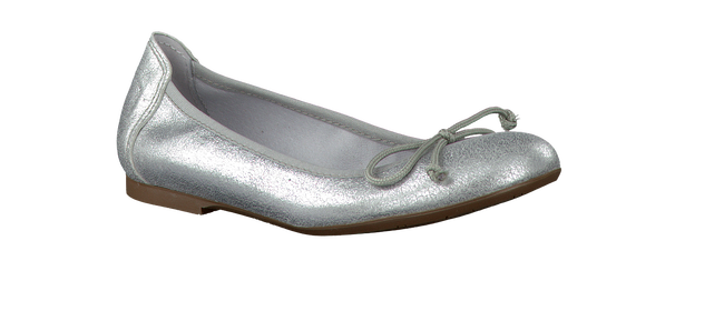 Silberne ACEBO'S Ballerinas 6006 - large