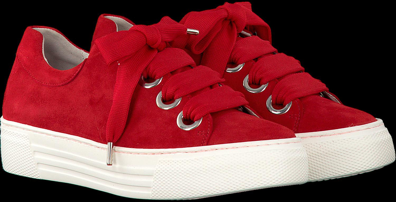 Rote GABOR Sneaker 464   Omoda.at