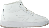 Weiße HUB Sneaker high BASELINE-W MID  - medium