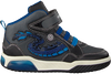 Schwarze GEOX Sneaker J949CE  - small