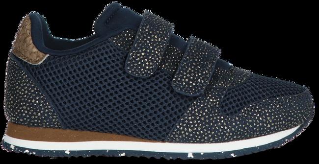 Blaue WODEN Sneaker low SANDRA PEARL MESH  - large