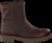 Braune PANAMA JACK Ankle Boots FEDRO  C13 - medium