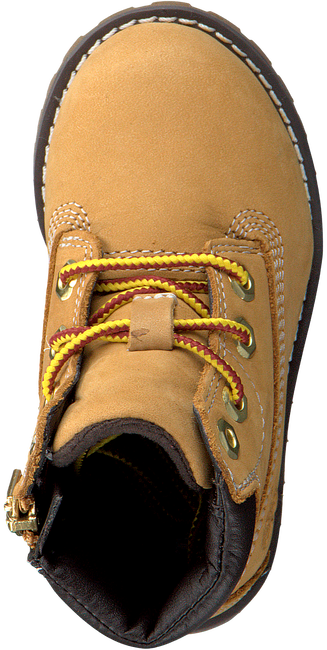 Camelfarbene TIMBERLAND Ankle Boots POKEY PINE 6IN BOOT - large