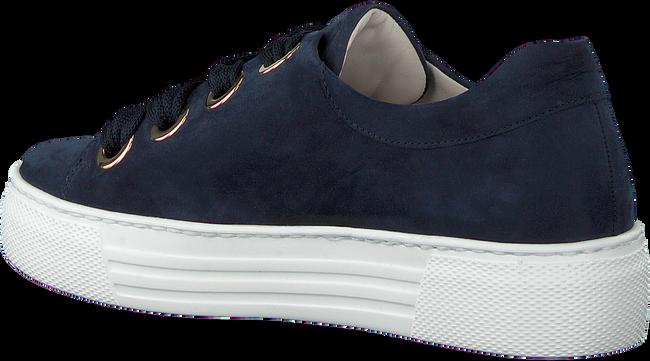 Blaue GABOR Sneaker low 464  - large