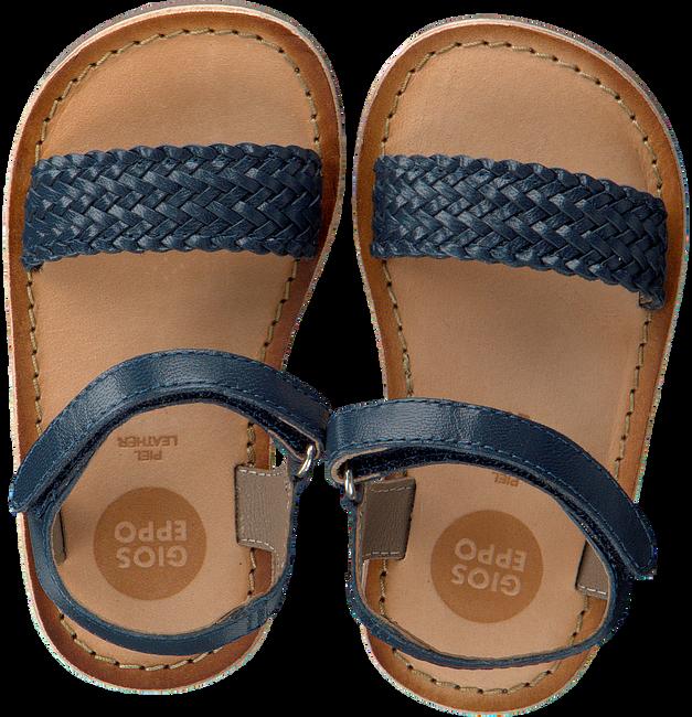 Blaue GIOSEPPO Sandalen 48617  - large