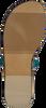 Braune HOT LAVA Sandalen SM1701.37 - small