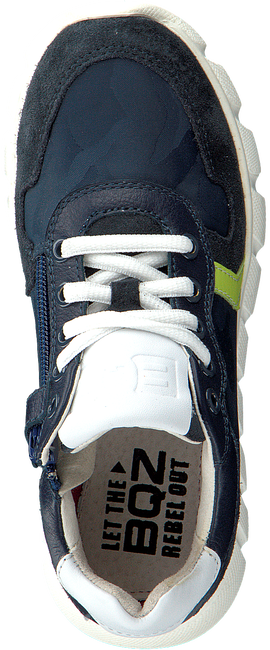 Blaue BRAQEEZ Sneaker BARRY BASE  - large