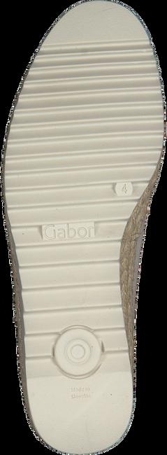 Beige GABOR Slipper 610.2  - large