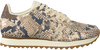 Weiße WODEN Sneaker low YDUN SNAKE  - small