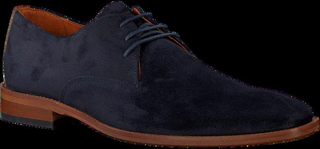 Blaue VAN LIER Business Schuhe 2013710  - large