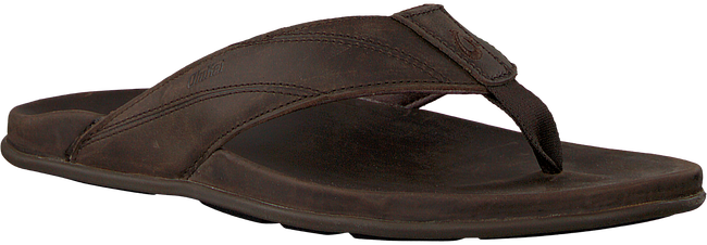 brown OLUKAI shoe PIKOI  - large