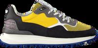Gelbe FLORIS VAN BOMMEL Sneaker low 16301  - medium