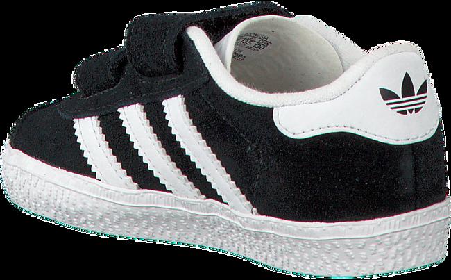 Weiße ADIDAS Sneaker GAZELLE CF I - large