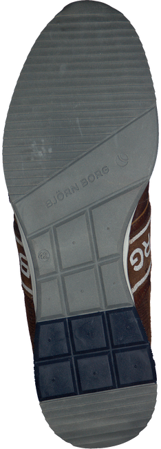 Cognacfarbene BJORN BORG Sneaker LEWIS - large