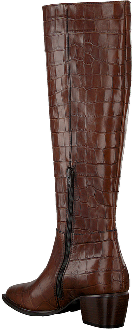Cognacfarbene MARIPE Hohe Stiefel 29383  - large
