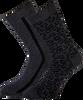 Silberne MARCMARCS Socken ERICA COTTON 2-PACK - small