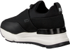 Schwarze RUCOLINE Sneaker 122 SPACE NATURE  - small