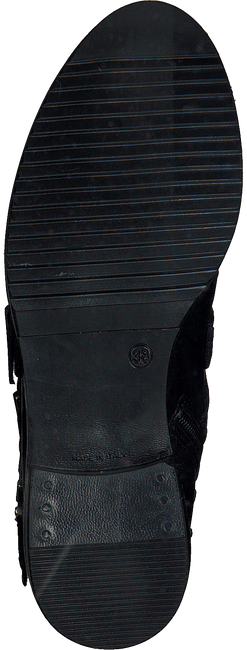 Schwarze OMODA Biker Boots 165K SOLE KIRA - large