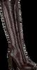 Braune NOTRE-V Hohe Stiefel 173/03  - small