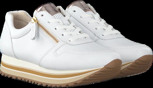 Weiße GABOR Sneaker low 448  - large