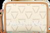 Mehrfarbige/Bunte VALENTINO HANDBAGS Portemonnaie ZIP AROUND WALLET  - small
