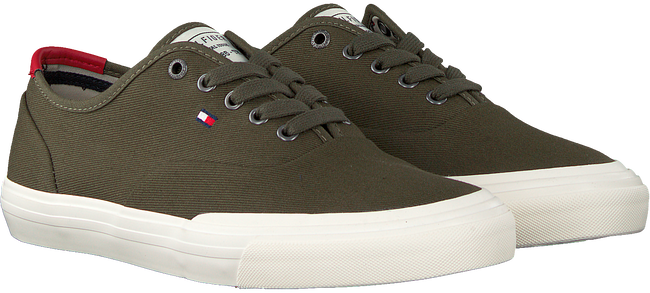 Grüne TOMMY HILFIGER Sneaker low CORE OXFORD T  - large