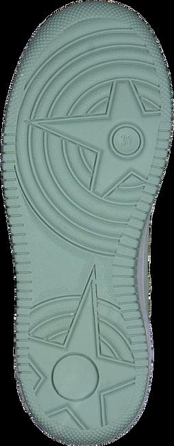 Grüne BRAQEEZ Sneaker PEGGY POWER  - large