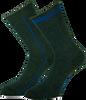 Grüne MARCMARCS Socken ELENA COTTON - small
