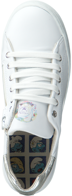 Weiße THE SMURFS Sneaker 44015 - large