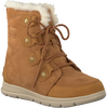 Camelfarbene SOREL Schnürboots EXPLORER JOAN - small
