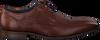 Cognacfarbene OMODA Business Schuhe MLUCY - small