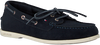 Blaue TOMMY HILFIGER Slipper CLASSIC BOAT SHOE WMNS  - small