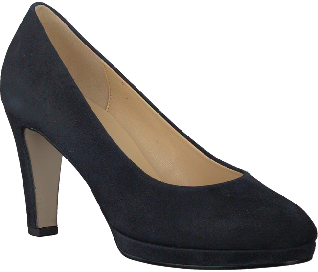 Blaue GABOR Pumps 270 - large