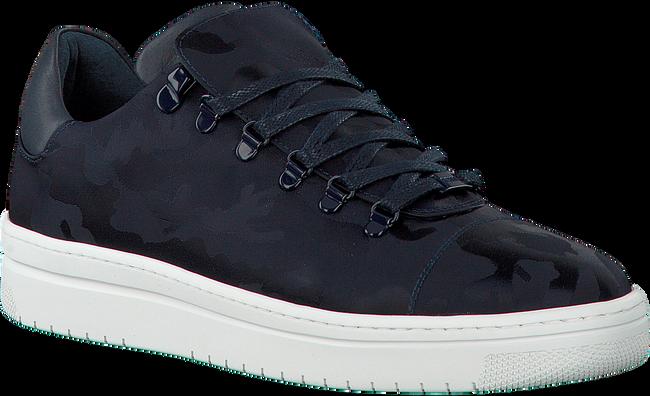 Blaue NUBIKK Sneaker YEYE CAMO WOMAN - large