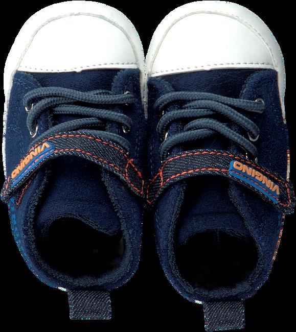 Blaue VINGINO Babyschuhe FINN - large